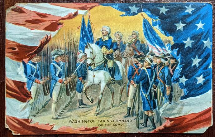 Tuck GeorgeWashington front